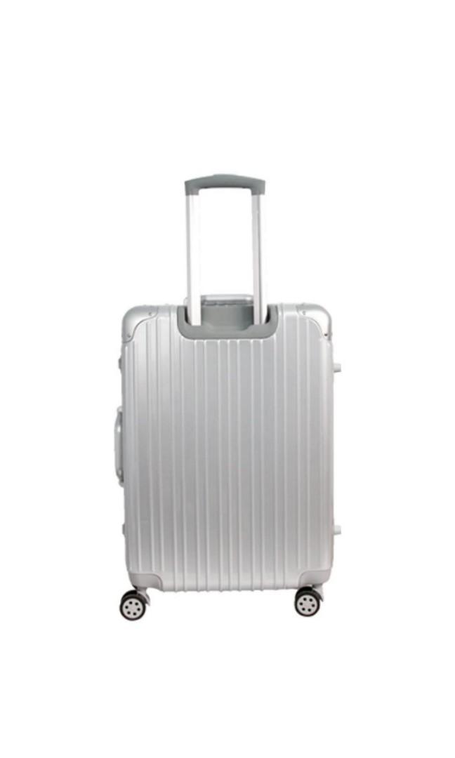 Polo Twin Hard Case Silver (24 inch)