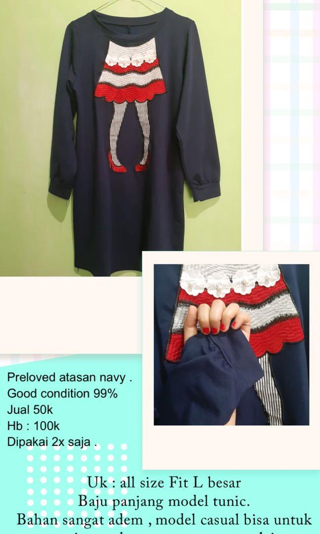 Preloved atasan good condition 99%