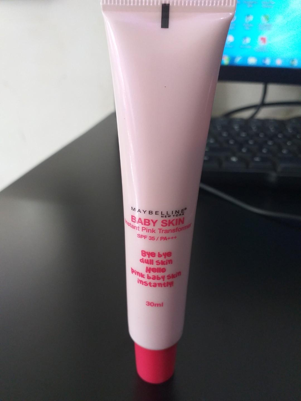Preloved Maybelline Baby Skin Primer