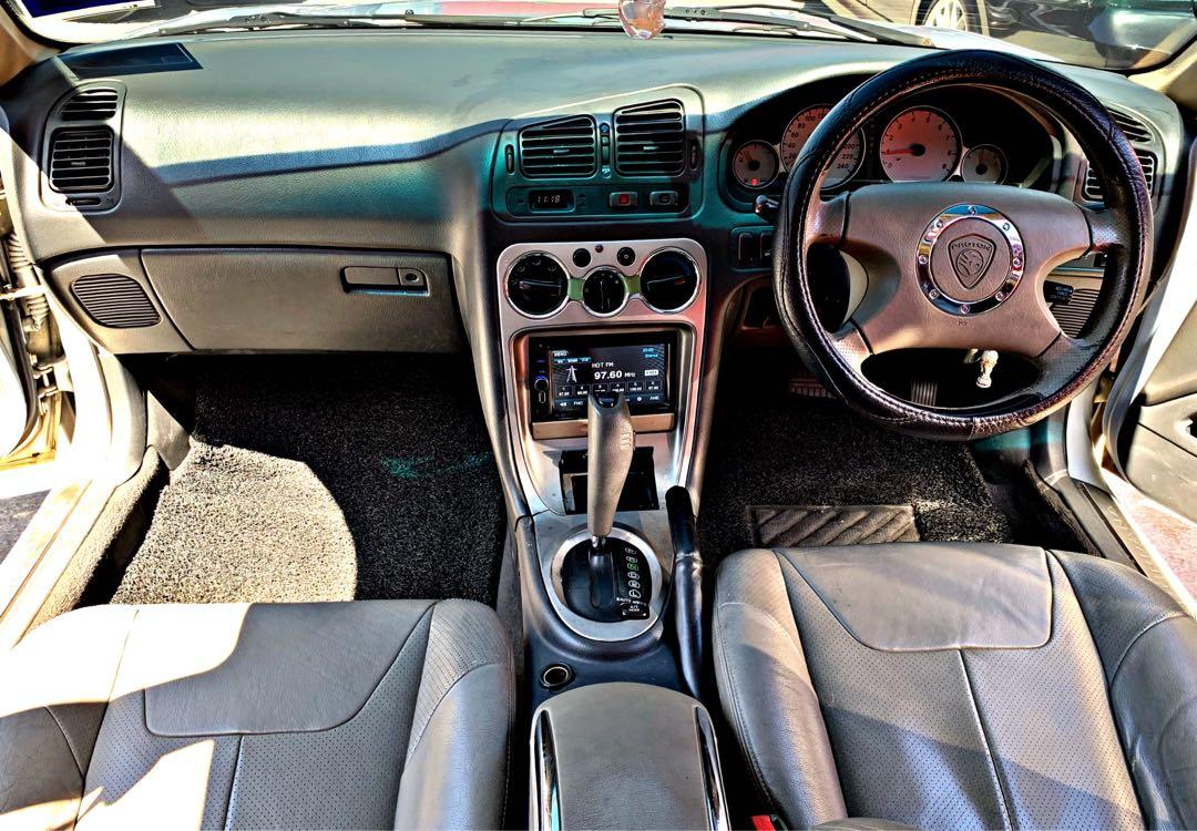 PROTON PERDANA V6 2.0 AUTO EXHANCED 2008 ALPHA CASH RM12000 NEGO