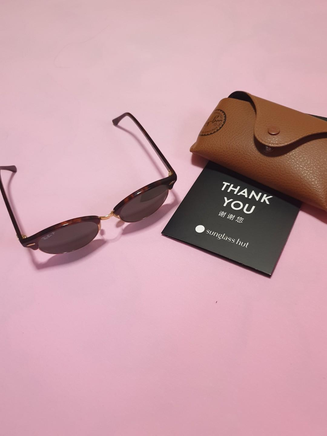 Ray Ban Classic Clubround Shades