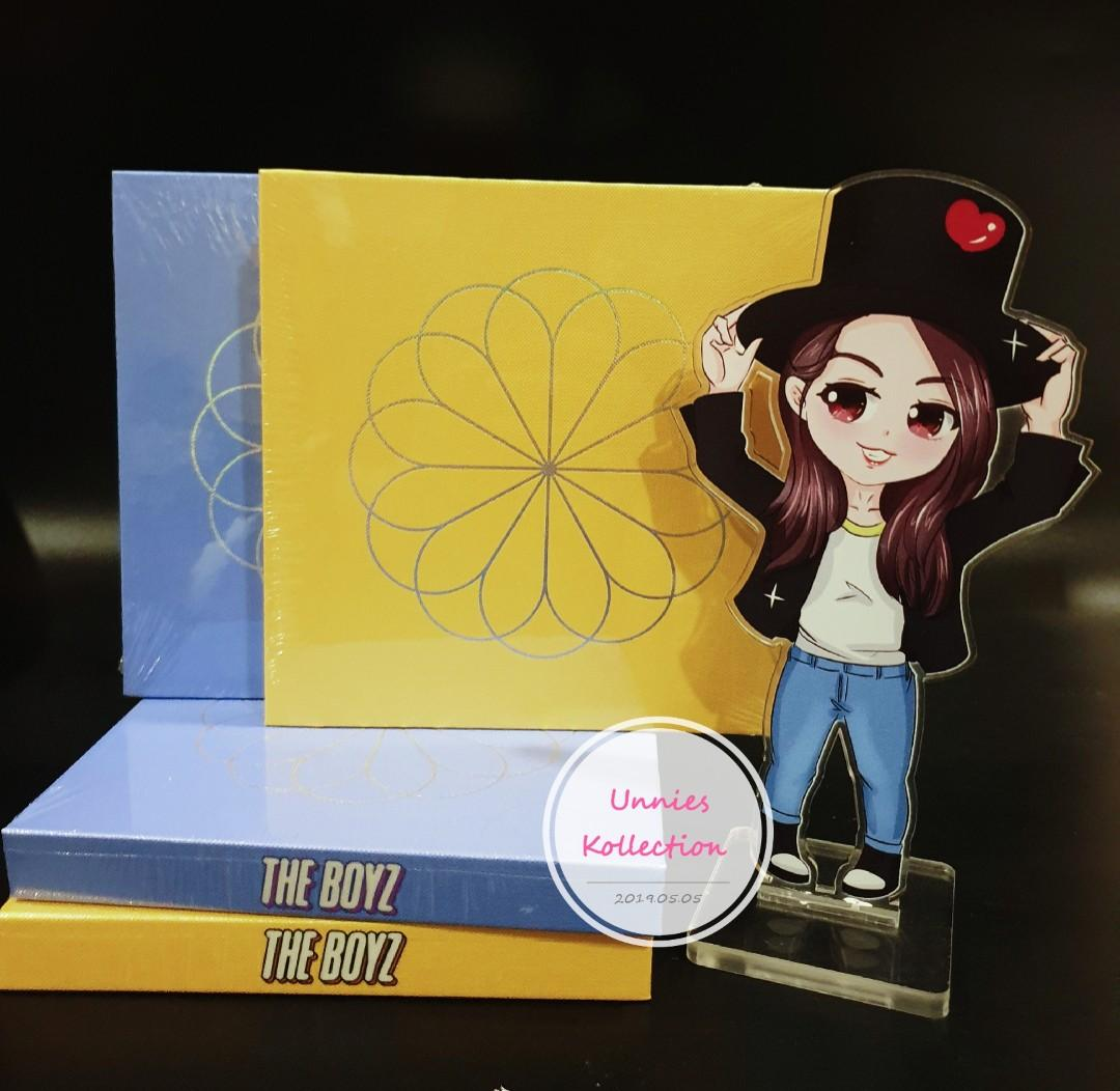 💥💥READY STOCK💥💥  THE BOYZ - Single Album Vol.2 [Bloom Bloom]