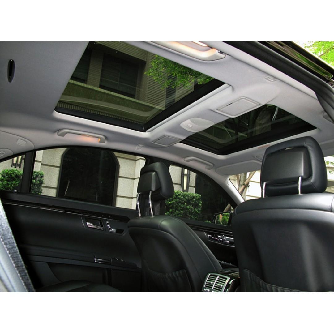 S350 AMG 全景天窗 KEYLESSS 摸門解鎖 一手車只跑六萬全原廠保養