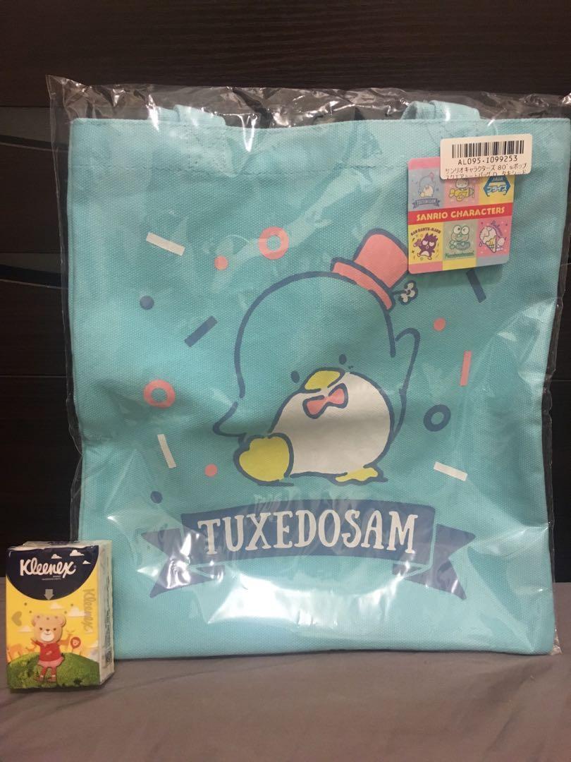 Sanrio Tuxedosam 多用途袋 環保袋