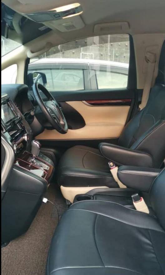 SEWA BELI>>Toyota Alphard 2.5(A) New Facelift 2017