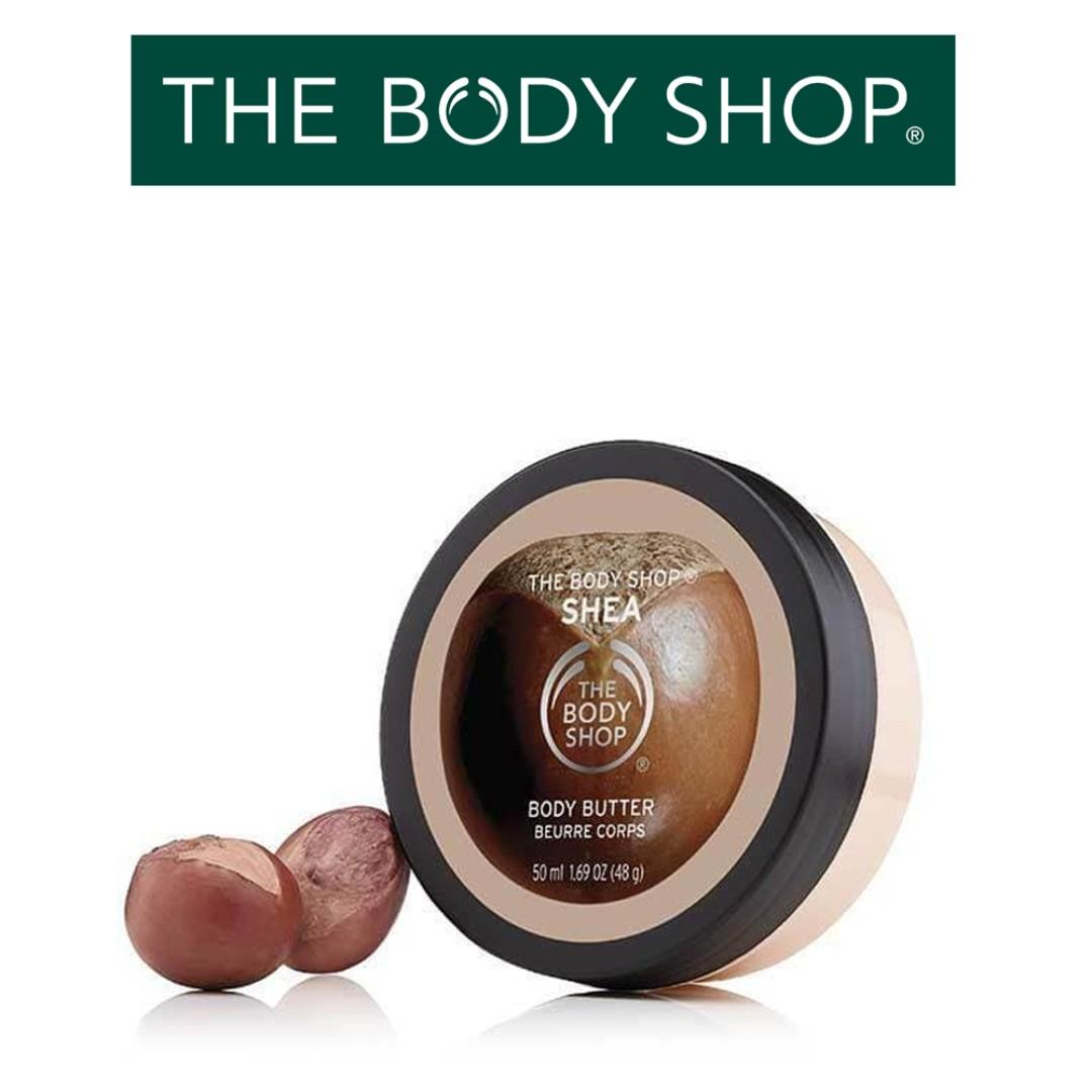 THE BODY SHOP SHEA BODY BUTTER 50ML
