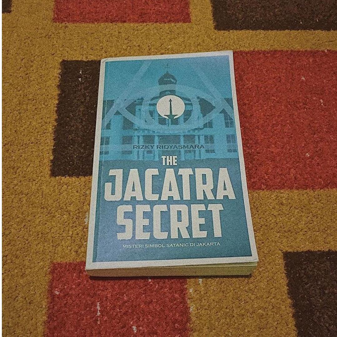 THE JACATRA SECRET NOVEL