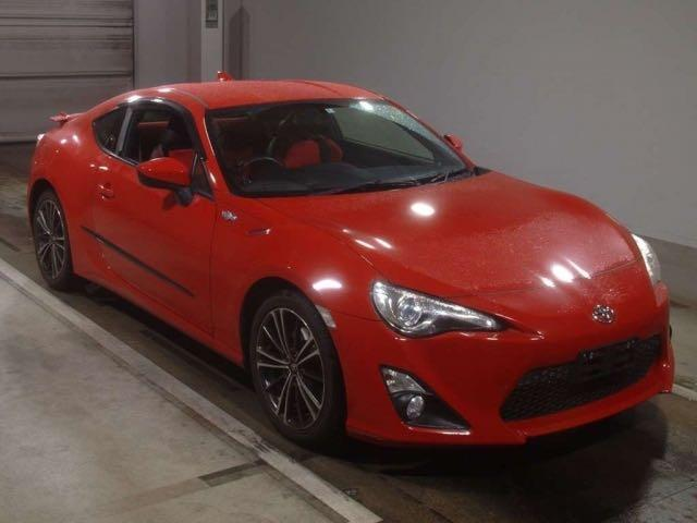 TOYOTA 86 GT LIMITED 2014