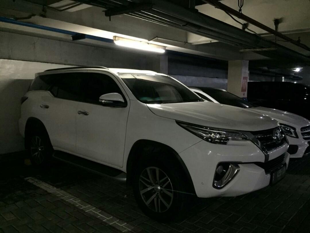 Toyota Fortuner 2016 diesel vrz  pajak bln 3 th dpn km 50 rb
