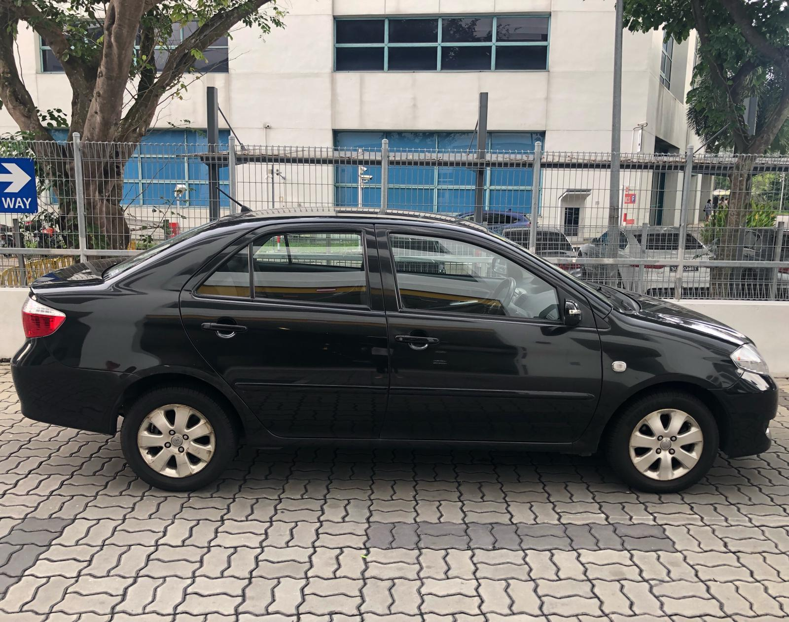 TOYOTA VIOS 1.6a  50$ Toyota Vios Wish Altis Car Axio Premio Allion Camry Estima Honda Jazz Fit Stream Civic Cars Hyundai Avante Mazda 3 2 For Rent Lease To Own Grab Rental Gojek Or Personal Use Low price and Cheap