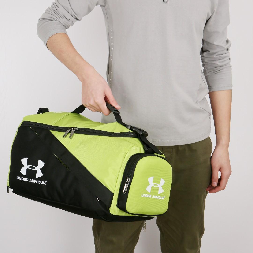 UnderArmor big sport bag - green (April Sales) 16356278