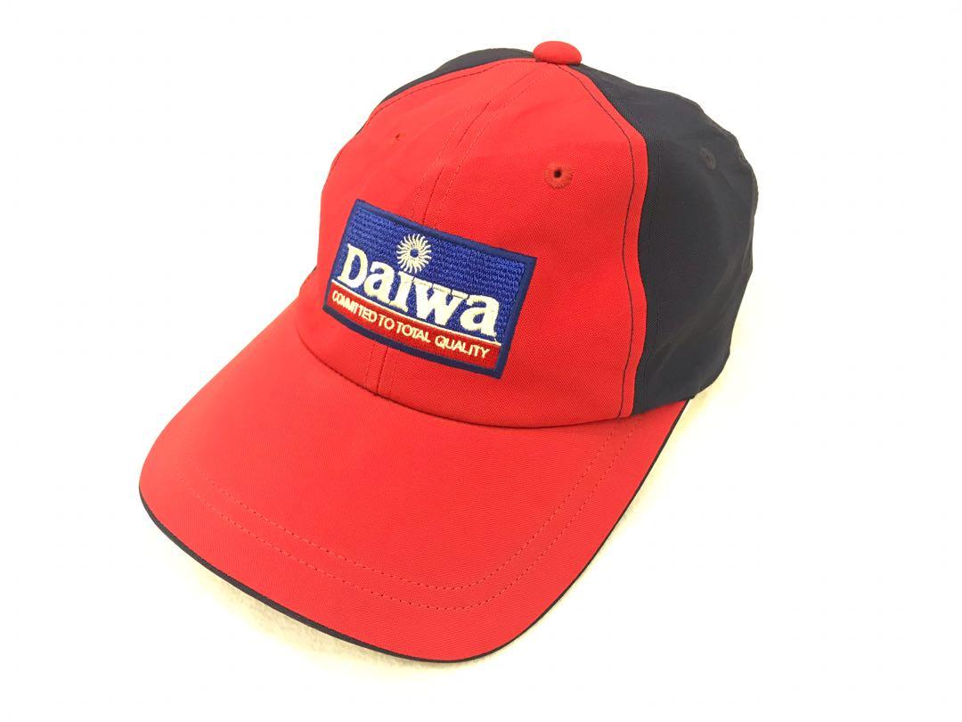 0343eae406651 Vintage Daiwa Japan Cap