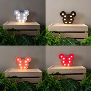Rental of Dessert Table Props come with LED Light