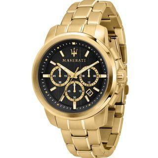 Maserati Gold watch