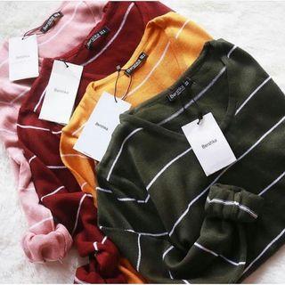 Sweater Bershka Premium
