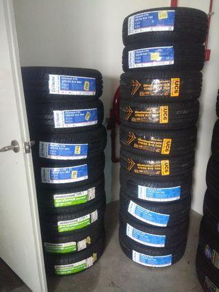 New tyre low price!!!