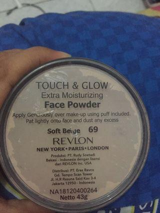 Touch & Glow Face Powder