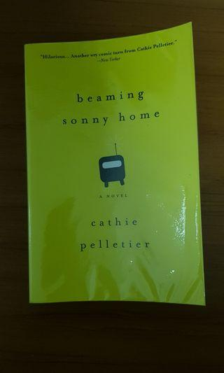 "Novel ""Beaming Sonny Home"""