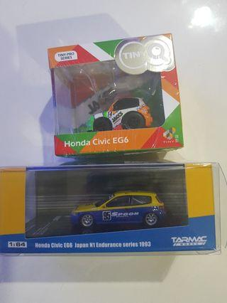 Honda civic bundle of 2