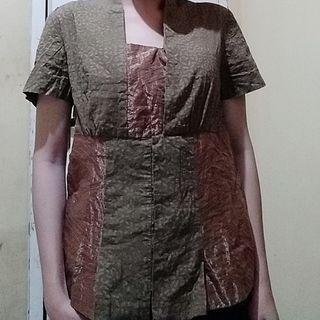 Blouse batik cocok buat kerja / kondangan