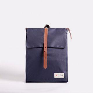 Taylorfiegoods   TFG Travelling Backpack Towny 410 Blue