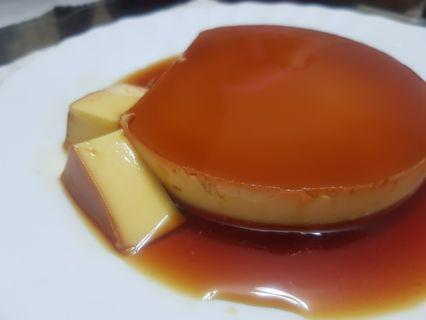 Creamy and tasty Leche Flan (Leche Franc)