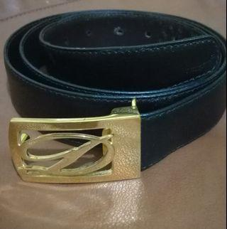 S.t Dupont Belt ikat Pinggang #maujam