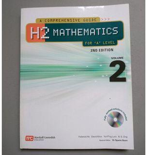 Comprehensive H2 mathematics guide
