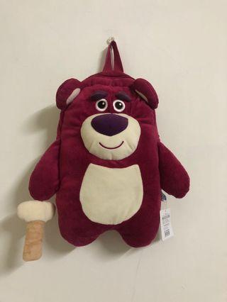 🚚 熊抱哥 後背包 小包包