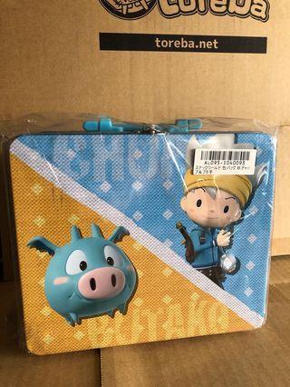 🚚 童趣小收納盒幼童小提箱