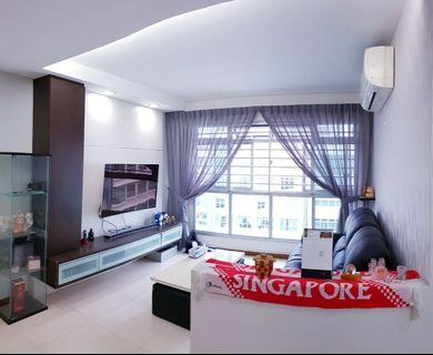 FOR SALE @ PUNGGOL: High Floor, Well Renovated