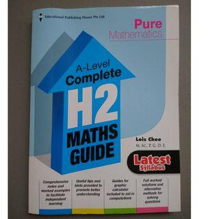 H2 Mathematics complete guide