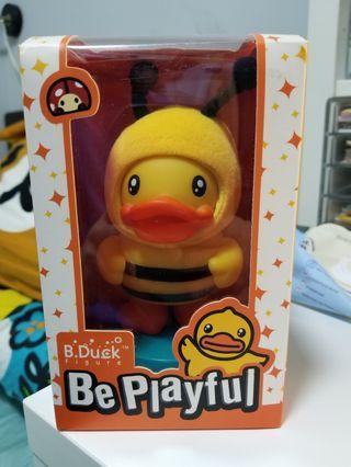 B Duck Figure 蜜蜂造型