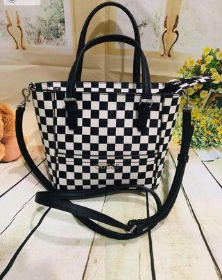 Guess Chess mini bag authentic 🥰SOLD🥰
