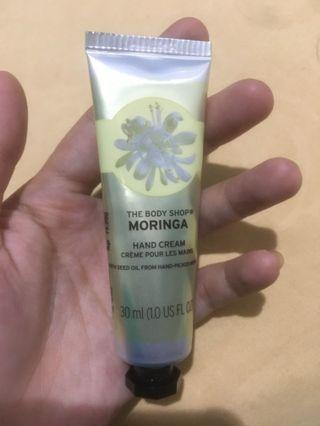 The Body Shop Hand Cream - Moringa