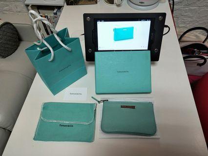 🚚 Tiffany 手拿包真品101購入