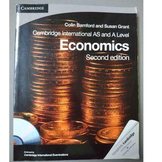A levels Econs Coursebook