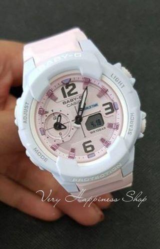 "BGA-230PC-2B 卡西歐品牌手錶""Casio""""Baby-G""日本機芯一年保養"