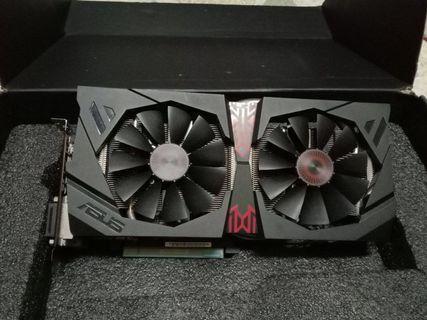 Asus Strix AMD RADEON R9 285 2GB OC Edition GPU
