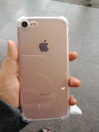Iphone7 32gb mulus lengkap full ori