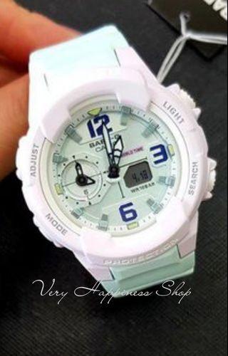 "BGA-230PC-6B 卡西歐品牌手錶""Casio""""Baby-G""日本機芯一年保養"
