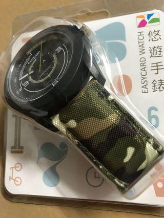 🚚 全新現貨🌟✨悠遊錶-迷彩時尚✨🎉📣限時限量促銷📣🎉是悠遊卡 也是⌚️