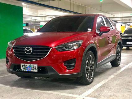Bestseller  2015 Mazda CX5 2.5 AWD Sport Gas  AT at only P18.8 monthly at 30% DP