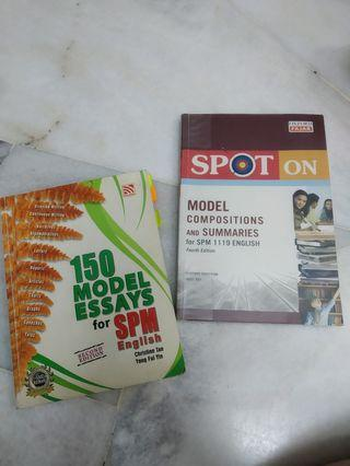 SPM English Essays Reference
