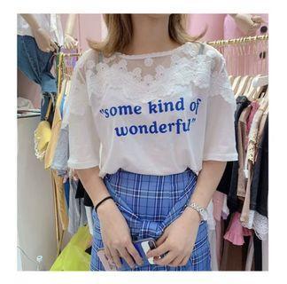 韓國潮款女裝T-shirt $178 One Size