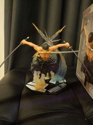 Roronoa Zoro figuart Fight.Ver