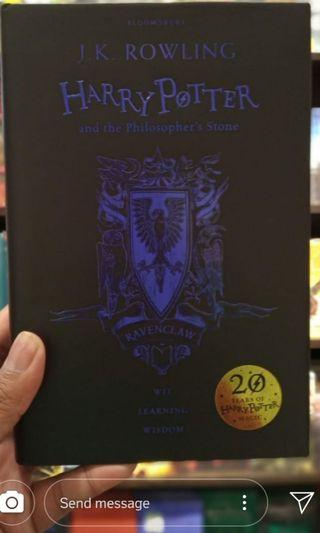 (HC)Harry Potter and the philospher's stone (Ravenclaw)