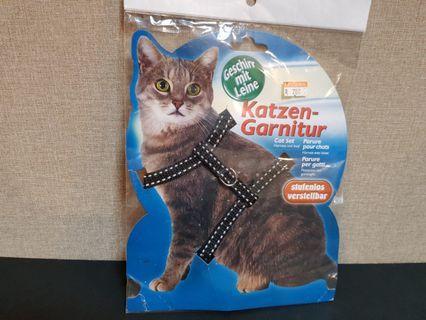 🚚 全新貓胸背拉繩