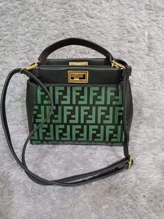 FENDI green