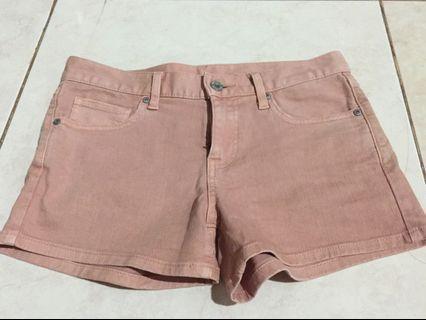 Hotpants dusty pink